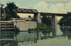 103,697 - Kingston Mills, Rideau Lakes, Ont.