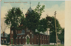 103,432 - Baptist Church, Stratford, Canada.