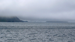 Macquarie Island from offshore