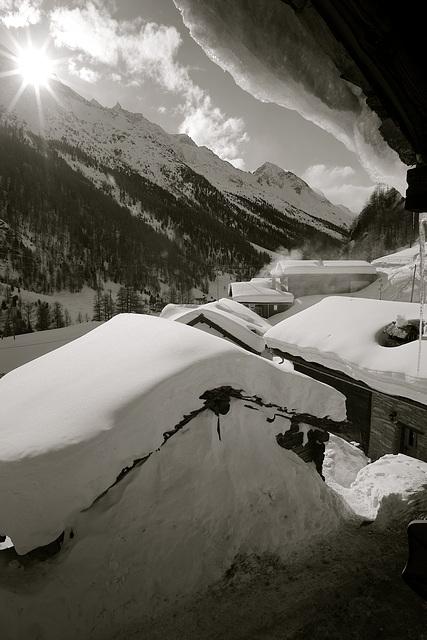 Val d' Hérens Switzerland