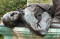 War Memorial, Macclesfield, Cheshire
