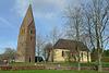 Nederland - Kerk van Schildwolde