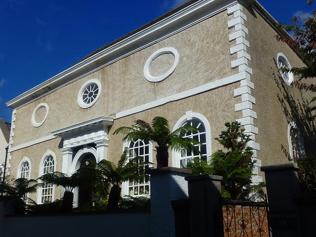 congregational chapel, lyme regis, dorset