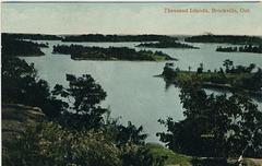 Thousand Islands, Brockville, Ont.