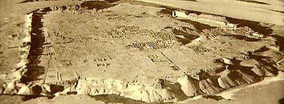 Dura Europos citadelo 2