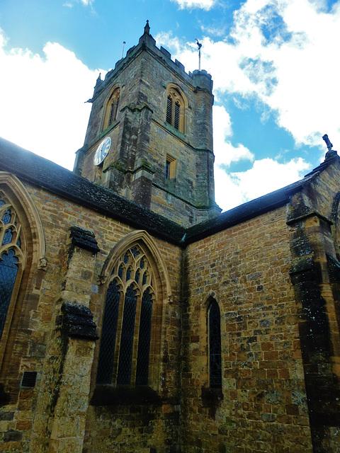 bridport church, dorset
