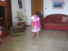 my daughter dancing !