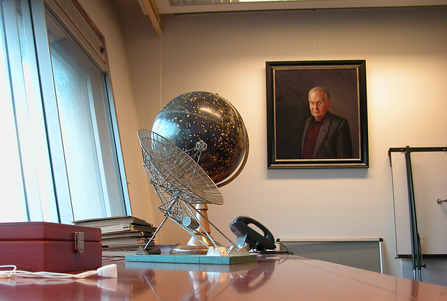 Meeting room of Leiden Observatory