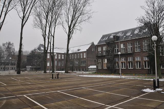 Former Anatomy and Pathology Lab of Leiden University
