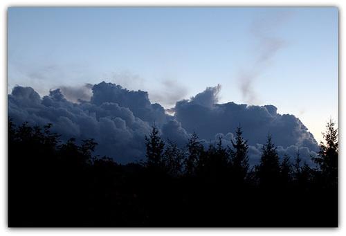 Train de nuages