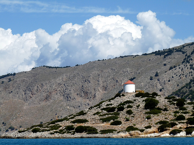 Landscape near Panormitis