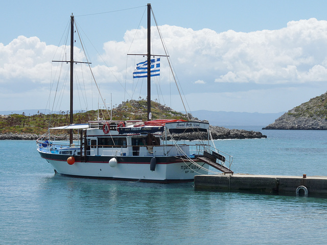 'Poseidon' at Sesklia