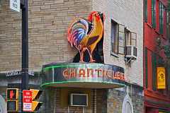 Chanticleer – State Street, Ithaca, New York