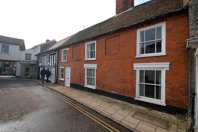Market Hill, Framlingham, Suffolk