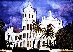 St. Paul's Church - Key West, Florida