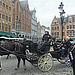 Beau Dimanche...Calèche a Bruges.