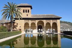 Spain - Granada, Alhambra