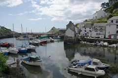 Polperro Harbour. 6