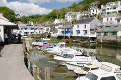 Polperro Harbour. 7