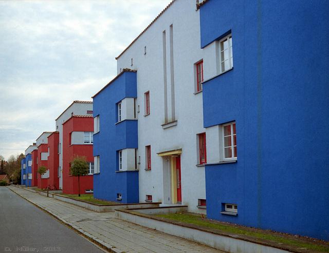 """Siedlung """"Italienischer Garten"""", Celle"""