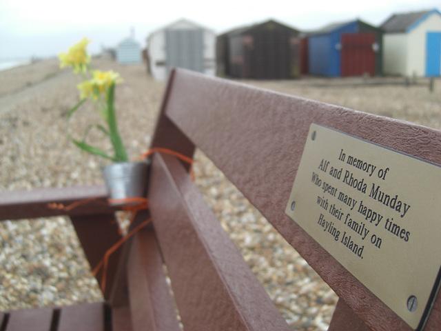 In memory of Alf and Rhoda Munday