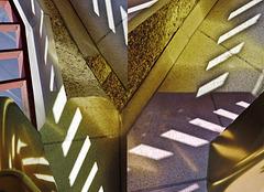 Luces en el balcón (Collage)