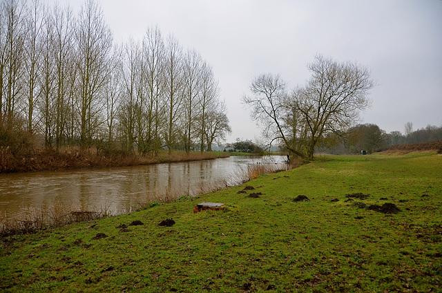 River Trent, Little Haywood