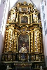 1682 - Barockaltar der Marktkirche in Paderborn