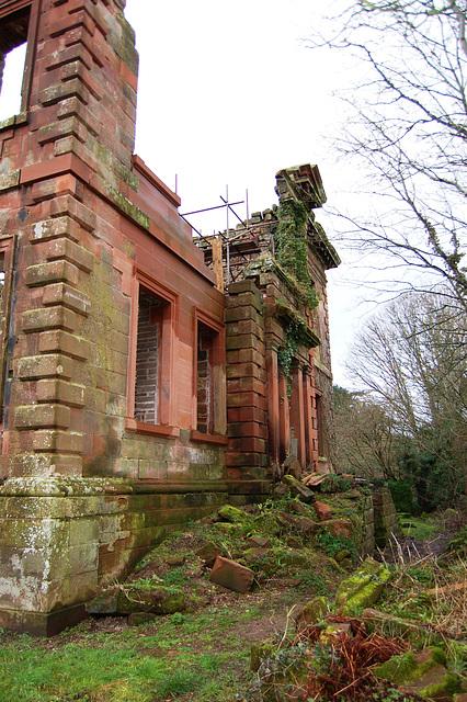 Highead Castle Ivegill Cumbria 026