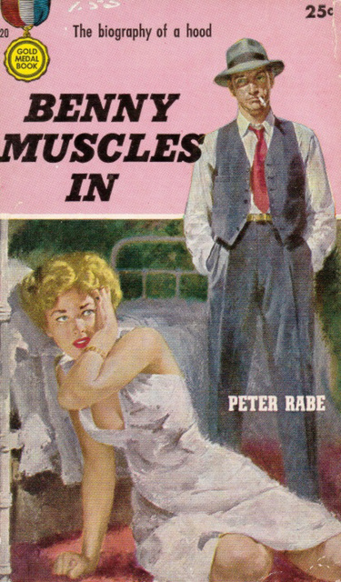 Peter Rabe - Benny Muscles In