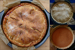 Crusty Apple Pie