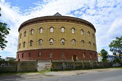 Leipzig 2013 – Gasholder
