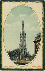St James Cathedral, Toronto, Canada