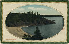 Beach, Lake Superior