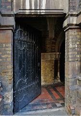 st.peter's vauxhall, london