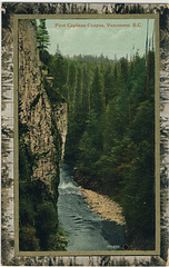 First Capilano Canyon, Vancouver, B.C.