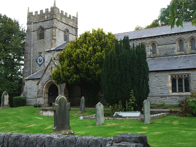 Saint Mary the Virgin, Ingleton