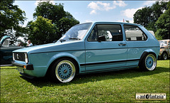 1982 VW Golf C Mk1 - KCR 545Y