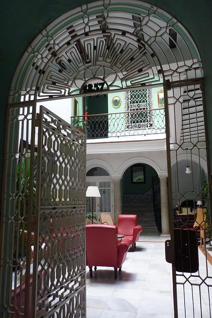 Cádiz y sus patios