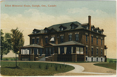 Elliot Memorial Home, Guelph, Ont., Canada