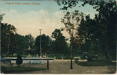 Victoria Park, London, Canada