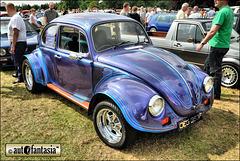 1968 VW Beetle - OEG 363F