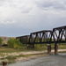 Wasta, SD railroad bridge (0316)