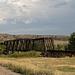 Wasta, SD railroad bridge (0312)