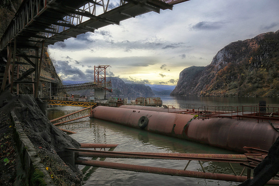 Industry and fjords