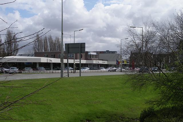 Upper Brook Street, Manchester