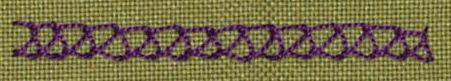 #86 - Turkman stitch