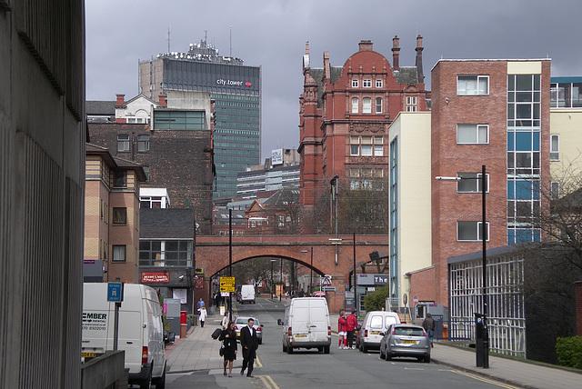 Sackville Street, University of Manchester