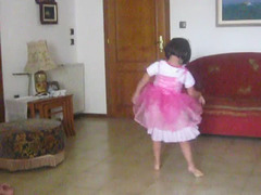 daughter dancing #2