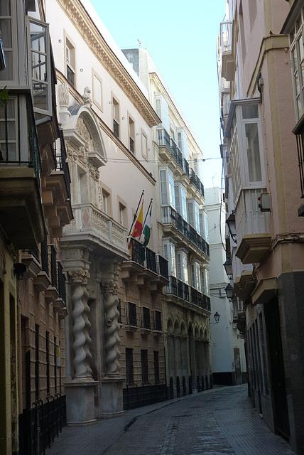 Cádiz y sus calles